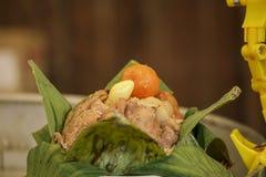 Vagabundos-jang, o nome de um tipo do alimento chinês fotos de stock royalty free
