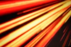 Vage explosie lichte textuur stock foto