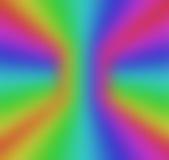 Vage Kleurrijke regenboog abstracte achtergrond Royalty-vrije Stock Afbeelding