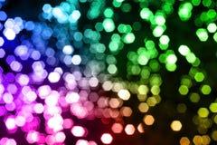 Vage Lichten Stock Afbeeldingen