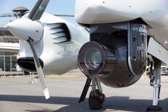 Vagem da câmera do avião Imagens de Stock Royalty Free