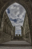 Vagga av Cashel 1573 Fotografering för Bildbyråer