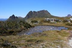 Vagga berg Arkivbild