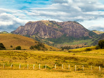 Vagga berget - Pedralva royaltyfri fotografi