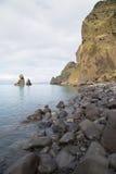 Vagga bildande - Heimaey, Island Royaltyfria Bilder