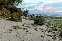 Vagga bildande i havet Royaltyfri Foto