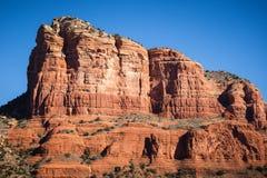 Vagga bildande i Sedona, Arizona Fotografering för Bildbyråer