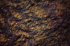 Vagga eller stena som textur för naturlig bakgrund arkivfoto