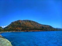 Vagga havet Royaltyfria Foton