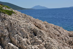 Vagga i Kroatien Arkivbilder