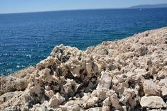 Vagga i Kroatien Royaltyfria Bilder