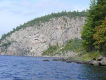 Vagga i Pembroke Kanada Nordamerika Arkivbilder