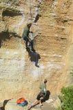 Vagga klättrare fotografering för bildbyråer