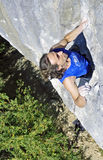 Vagga klättringen i Krim 2 Arkivfoton