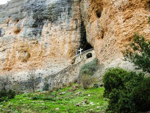 Vagga kloster, Korinthos, Grekland Royaltyfri Bild