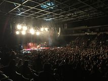 Vagga konserten Royaltyfria Foton