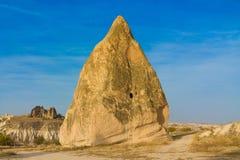 Vagga platser av Cappadocia, Kapadokya, Turkiet Royaltyfria Bilder