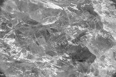 Vagga salt Arkivfoto