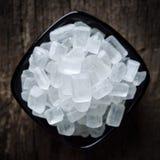 Vagga socker Arkivfoto