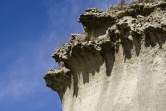 Vagga speciellt grottan i Calabria Arkivbilder