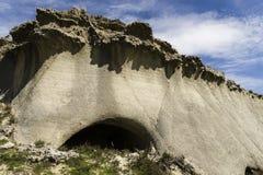 Vagga speciellt grottan i Calabria Royaltyfri Foto