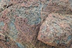 Vagga stenbakgrund arkivbild