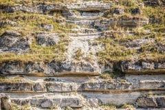 Vagga stenen Fotografering för Bildbyråer
