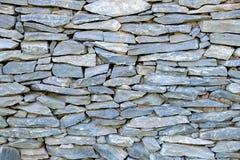 Vagga stentegelstenväggen för texturbakgrund Royaltyfria Foton