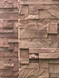 Vagga textur, cement royaltyfri bild