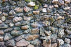 Vagga väggen - Thailand Arkivbilder