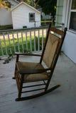 vaggande för 3 stol Royaltyfria Foton