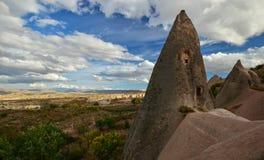 Vaggar av Cappadocia Royaltyfri Bild