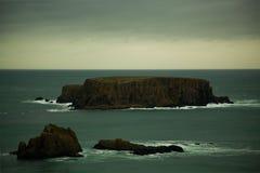 Vaggar & havet Royaltyfri Foto