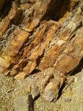 Vaggar stenar Arkivfoto