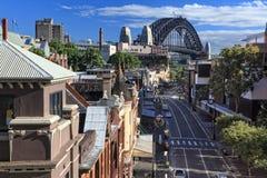 Vaggar Sydney Australia arkivbild