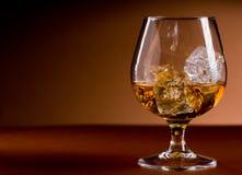vaggar whiskey royaltyfria bilder
