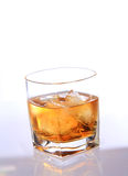 vaggar whisky Arkivfoto