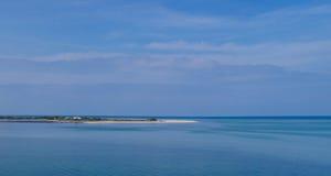 Vagia area in Lefkada island Stock Photo