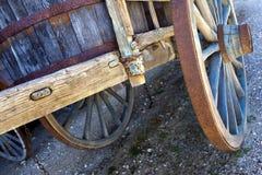 vagn Royaltyfria Bilder