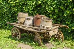 vagn Royaltyfri Bild