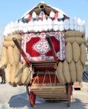vagn Royaltyfri Foto