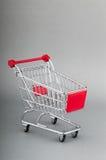 vagn frambragd shopping för bild 3d Arkivbild