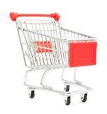 vagn frambragd shopping för bild 3d Royaltyfri Foto