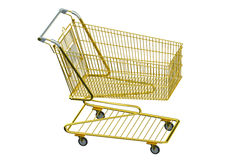 vagn frambragd shopping för bild 3d royaltyfri illustrationer