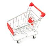 vagn frambragd shopping för bild 3d Royaltyfria Foton