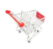 vagn frambragd shopping för bild 3d Royaltyfri Fotografi