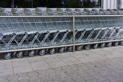 vagn frambragd shopping för bild 3d shoppingspårvagn, shopping, affär Royaltyfri Foto