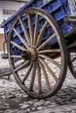 Vagn-hjul Royaltyfria Bilder
