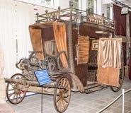 Vagn - produktion: År för tjeck -2006 Mid--18thårhundrade Arkivbild