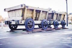 vagnar Arkivbilder